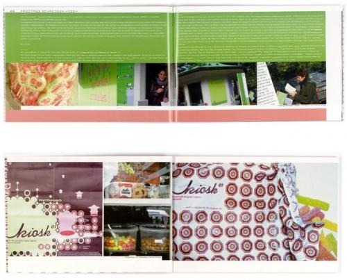 Seiten aus kiosk01 temporäre Kiosk-Interventionen