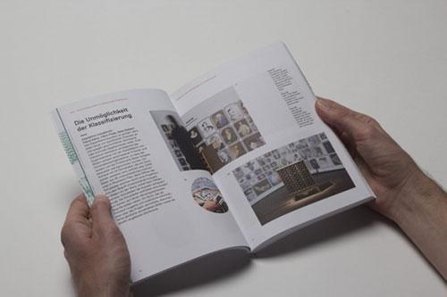 Seitenpaar Werkbericht Nr. 19 — skop Kommunikationslabor