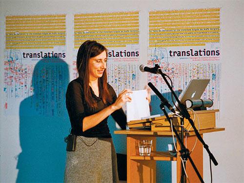 Symposium translations 01: Nataša Drakula