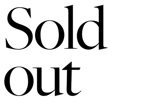 translations 4 Sold out