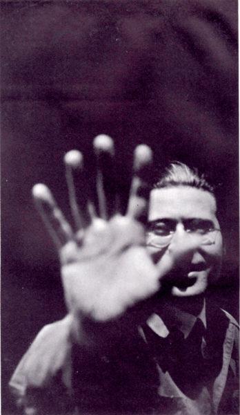 »Moholy-Nagy und die Neue Typografie« Podiumsdiskussion in der Kunsthalle Darmstadt 24.Oktober 2019, 19:30 Uhr