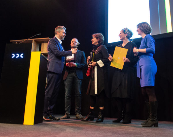 DDC Gute Gestaltung 2019 Gold Award für »Moholy-Nagy und die Neue Typografie«