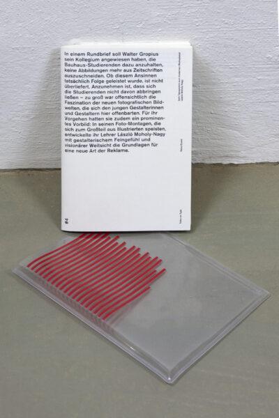 »Vom Typogramm zum modernen Werbeplakat: László Moholy-Nagy«
