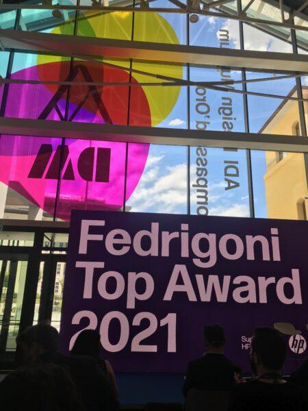 Preisverleihung im ADI <br>Design Museum Mailand